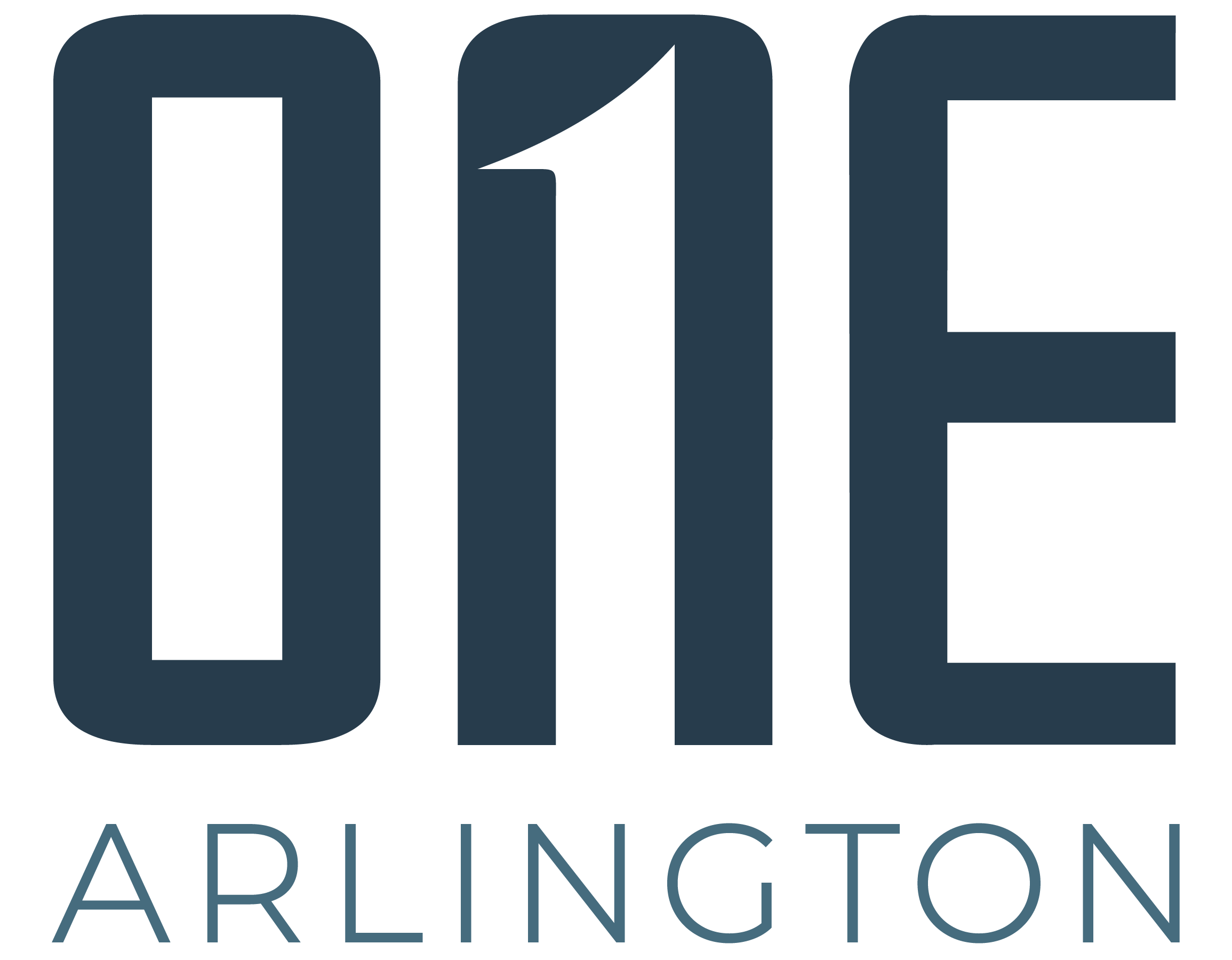 One-Arlington-Primary-Logo