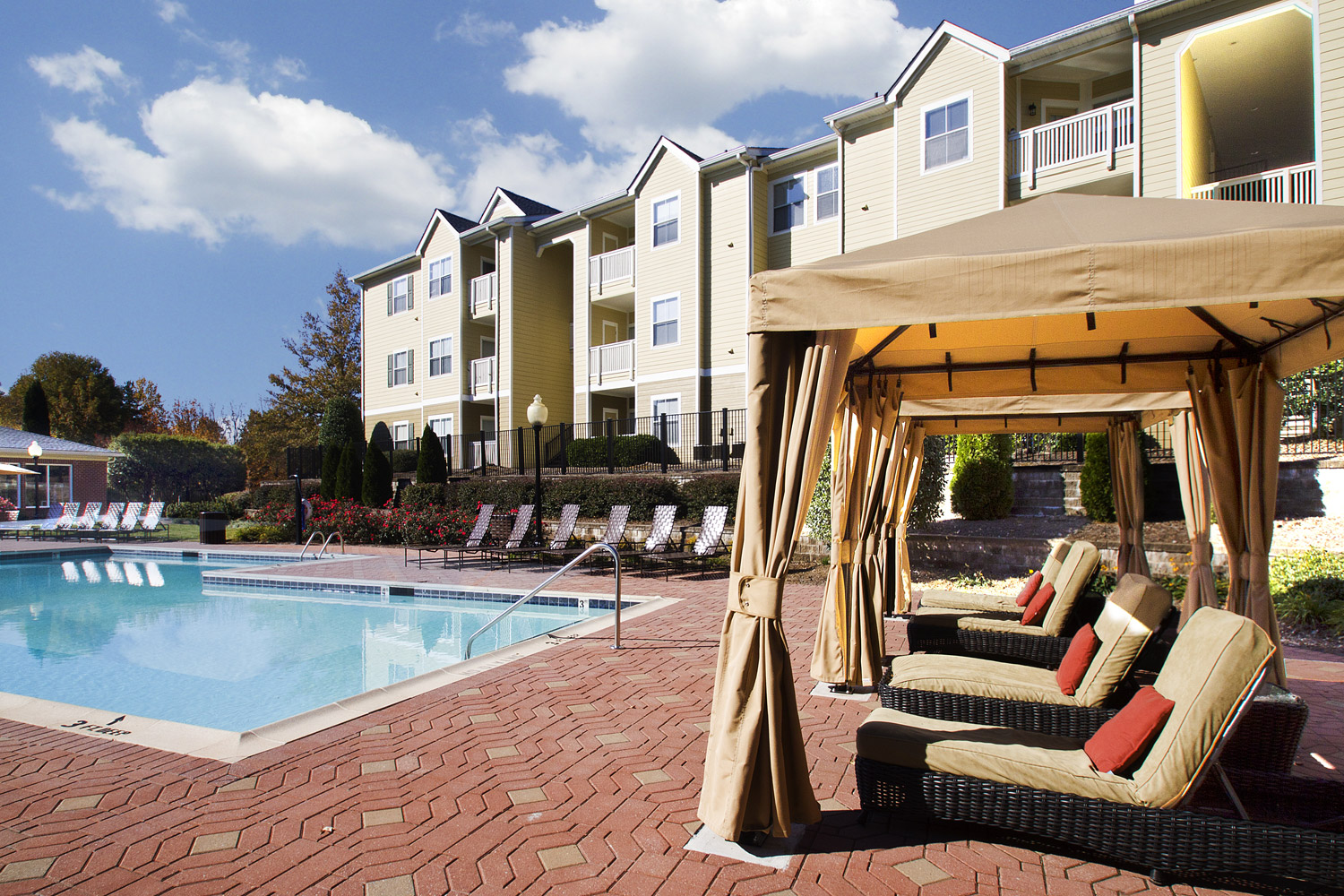 Waterford Residential Waterford Hills Apartments